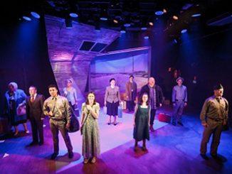 Blue Saint Productions VIOLET photo by Grant Leslie