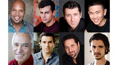 Disney Aladdin Australian Cast