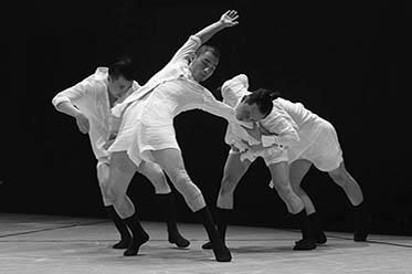 EDC Black Guangdong Modern Dance Company