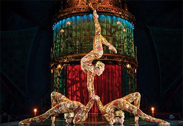 KOOZA photo by Matt Beard Costumes Marie Chantale Vaillancourt © 2012 Cirque du Soleil