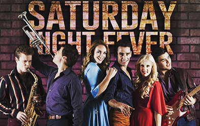 StageArt Saturday Night Fever