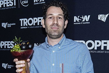 Tropfest winner Spencer Susser