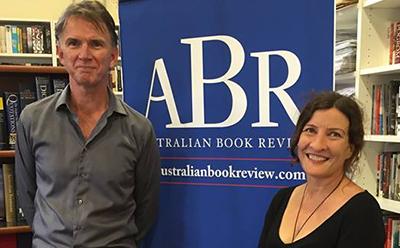 ABR Peter Rose and Amanda Joy