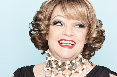 MICF Dolly Diamond Alive, Intimate & Up Late