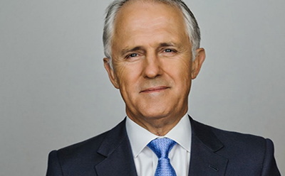 The Hon. Malcolm Turnbull PM