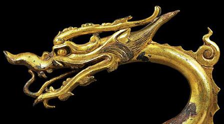AGNSW Tang Dragon c700s Shaanxi History Museum