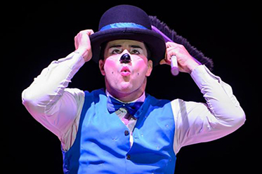 Great Moscow Circus Nino the Clown