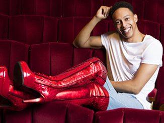 Kinky Boots Aust Callum Francis photo by Darren Bell