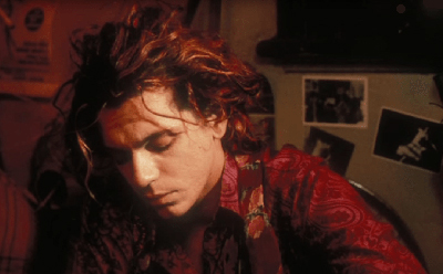 Arts Review Michael Hutchence in Dogs in Space