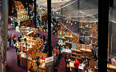 NGV Melbourne Art Book Fair