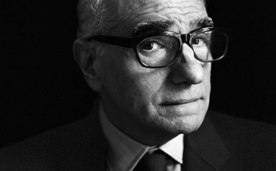 ACMI Scorsese photo by © Brigitte Lacombe