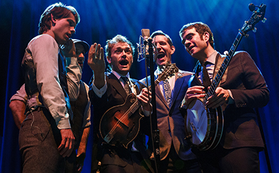 AGF Punch Brothers