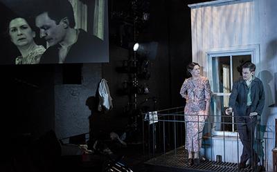 Belvoir The Glass Menagerie photo by Brett Boardman editorial Malthouse
