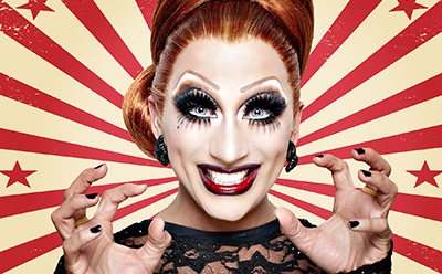 Bianca Del Rio photo by Magnus Hastings