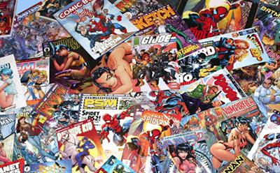 Comic Book AAR
