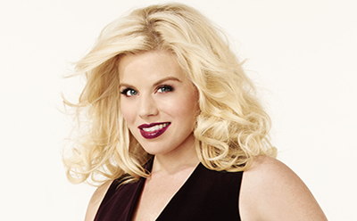Megan Hilty Arts Review On the Couch