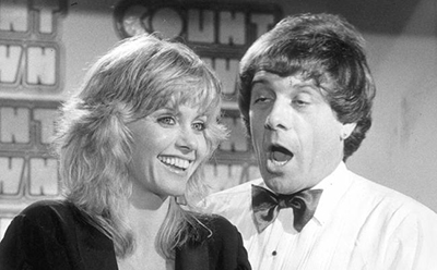 Olivia Newton John and Ian Molly Meldrum Countdown