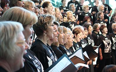 School of Hard Knocks Singers Festival