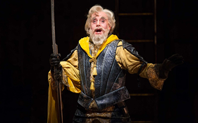 Shakespeare Theatre Co Man of La Mancha Anthony Warlow