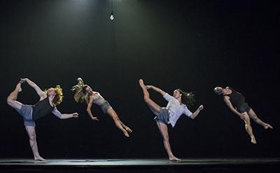 Sydney Dance Company Lux Tenebris photo by Peter Greig
