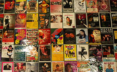 The Butterfly Club Poster Wall