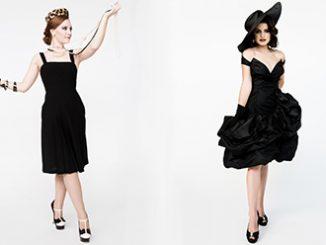 The Little Black Dress Couture Exhibition