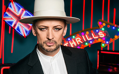 Vivid Music Sydney Boy George