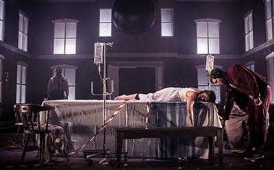 Chekhov's First Play photo by José Miguel Jimenez