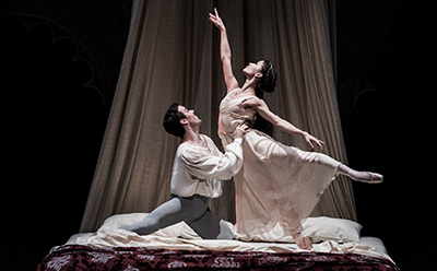 Houston Ballet Romeo and Juliet