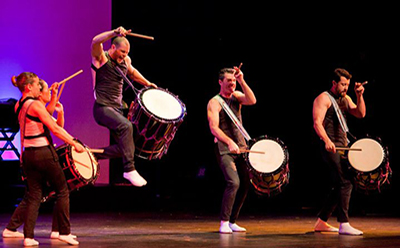 Taikoz in Concert