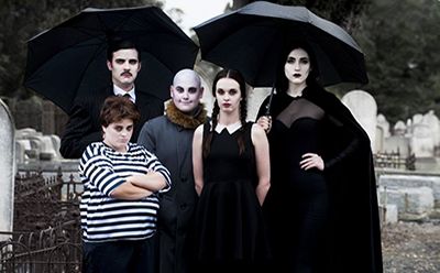 The Addams Family Theatre Works