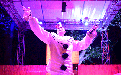 Adelaide Fringe Puddles the Clown
