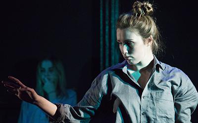 Bare Naked Theatre 448 Psychosis Alisha Eddy
