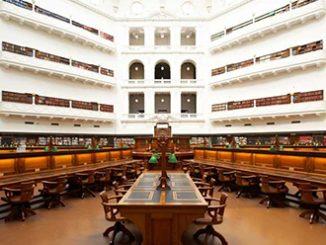 SLV Latrobe Reading Room