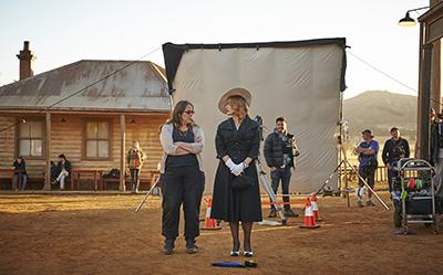 Screen Australia Gender Matters The Dressmaker Jocelyn Moorhead Kate Winslet