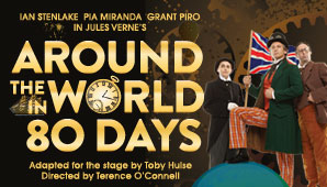 Alex Theatre Around the World in 80 Days