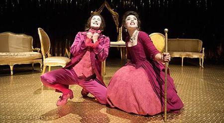 Little Ones Theatre Dangerous Liaisons