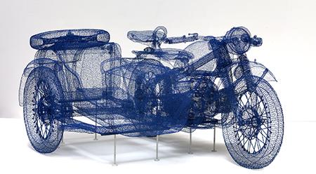 MAMA-Shi-JINDIAN-Blue-CJ750-2008-White-Rabbit-Collection