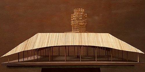 MPavilion 2016 Bijoy Jain and Studio Mumbai