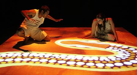 Performing Lines Saltbush - Insite Arts