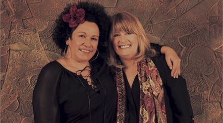 Tapestry The Songs of Carole King Vika Bull and Debra Byrne