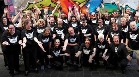 The Choir of Hard Knocks 10th Anniversary Concert