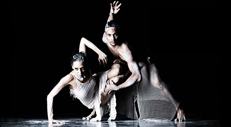 Bangarra Dance Theatre Kinship photo by Greg Barrett