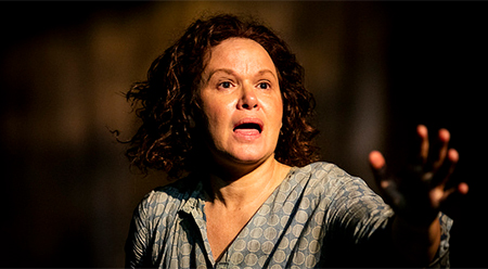 Belvoir The Drovers Wife Leah Purcell photo by Brett Boardman