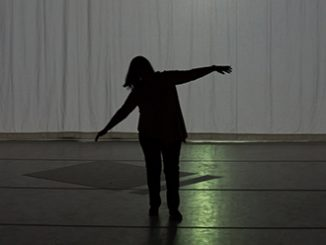Imagined Touch the deafblind live art experience – photo by Bryony Jackson review