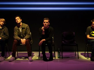 Malthouse Theatre's production of Gonzo – photo by Sarah Walker