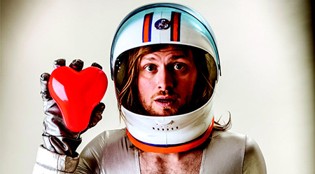Melbourne Fringe COSMONAUT Ryan Good