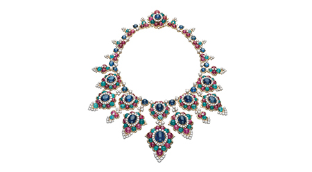 NGV Bulgari Necklace 1967