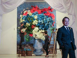 NGV Winter Masterpieces Van Gogh with Tony Ellwood