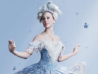 The Australian Ballet Coppelia Dimity Azoury as Swanhilda - photo by Justin Ridler